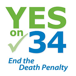 California voters rejected Proposition 34 to end the Death Penalty in California