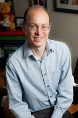 Dr. Todd Huffman of McKenzie Pediatrics in Eugene, OR