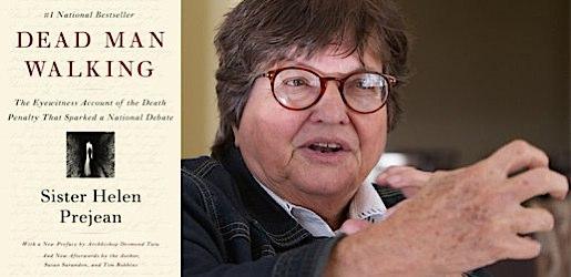 Dead Man Walking author Helen Prejean discusses death penalty