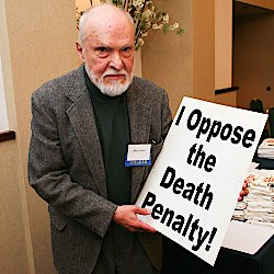 Dr. Hugo Bedau in oppostion to the Death Penalty