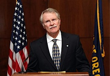 Kitzhaber declared a moratorium on executions in Oregon