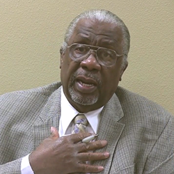 Frank Thompson - former superintendent of the Oregon State Prison