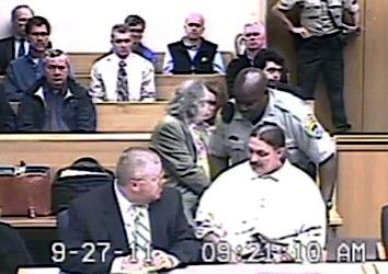 Death row inmate Gary Haugen won a legal battle