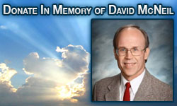 Donate in Memory of David McNeil