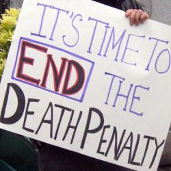 death penalty discussion The death penalty is proportional punishment/due desert for murder us supreme court justice potter stewart, majority opinion in 7-2 ruling that the death penalty is a constitutionally acceptable form of punishment for premeditated murder 2 jul 1976.