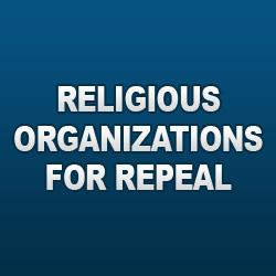 Religious Organizations for Repeal