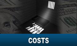 What is the cost of the death penalty in Oregon?