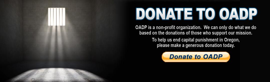 Donate to OADP