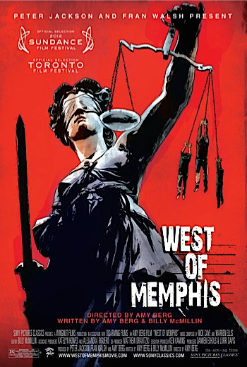 West of Memphis - a movie showing a true mistake in the American justice system.